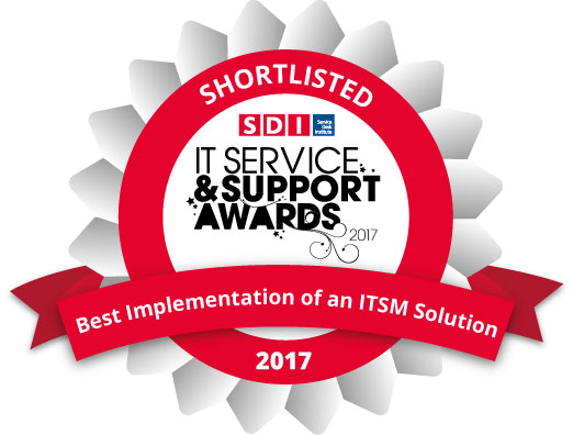 ITSM-Solution-Shortlisted