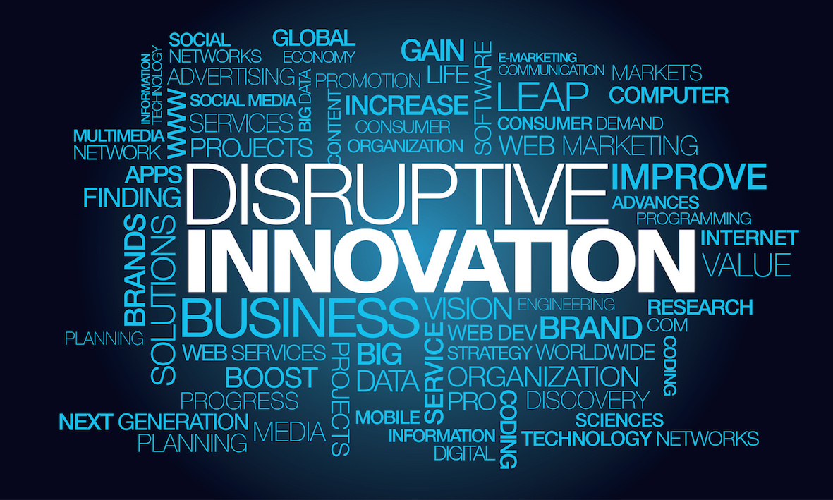 Disruptive innovation more important than cost savings