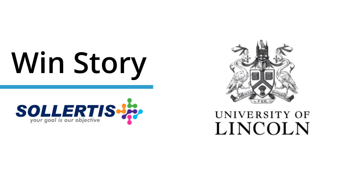 University of Lincoln selects Sollertis Convergence to spearhead 