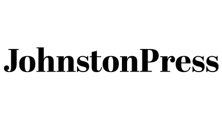 Johnston press Client Logo